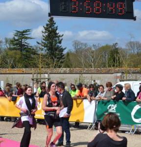 Félicitation Flo pour ton premier Marathon